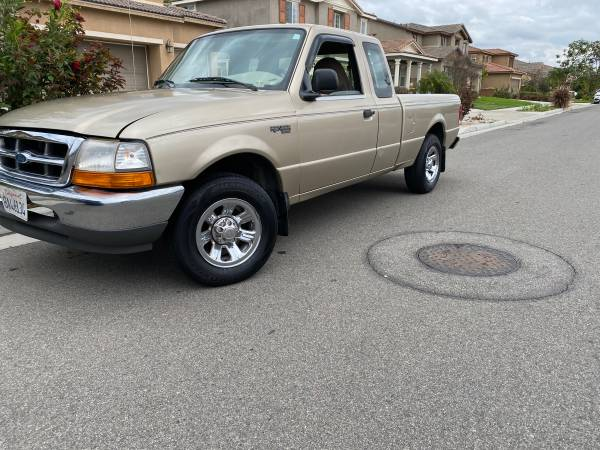 Photo 2000 ford ranger XLT With 76,000 original miles - $3850