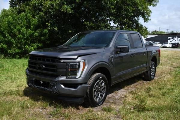 Photo 2021 Ford F150 SuperCrew Cab - Call Now - $25,000 (Miami, FL)