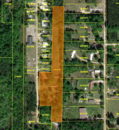 Photo 4 ACRES of land for New Construction or Mobile Homes in (Hammond)