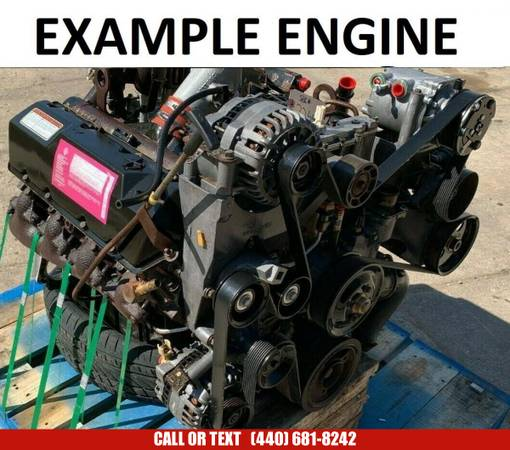 Photo FORD POWERSTROKE 7.3,6.0,6.4,6.7 Engine Transmission 12 YEAR WARRANY (FORD Truck Parts and Engine motor)