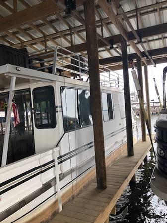 Photo Houseboat For Sale - $37,500 (Shreveport)