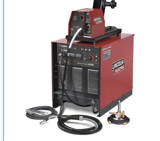 Photo Lincoln wire welder - $3,400
