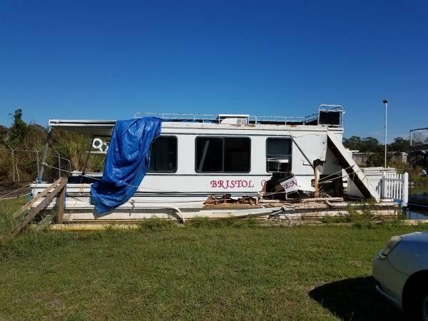 Photo Project Houseboat for Sale - $10,000 (Lake Arthur)