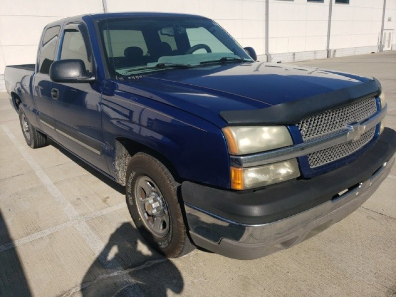 Photo Used 2004 Chevrolet Silverado 1500 2WD Extended Cab for sale