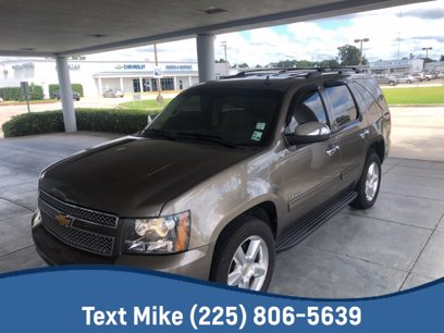 Photo Used 2012 Chevrolet Tahoe 2WD LT w All-Star Edition for sale