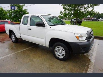 Photo Used 2015 Toyota Tacoma 2WD Access Cab for sale