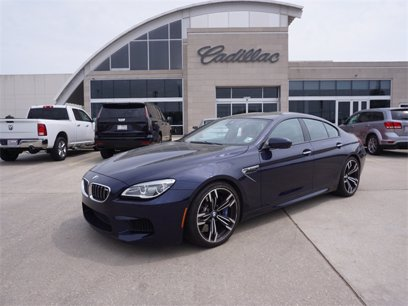 Photo Used 2017 BMW M6 Gran Coupe  for sale