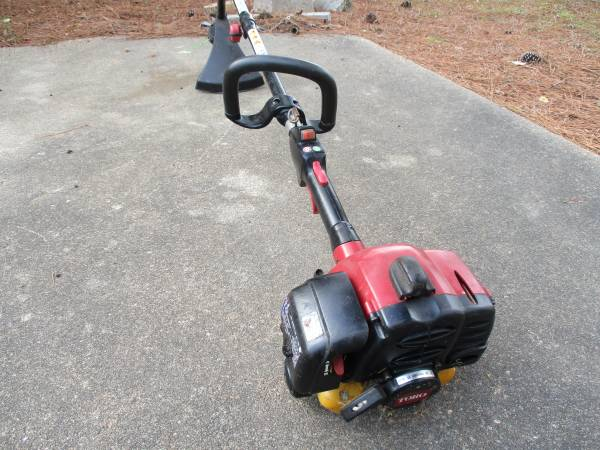 Photo Used Fine Model quotToroquot Weed Eater-Stored 2 Years-Hard to Start - $69 (Marksville, La)