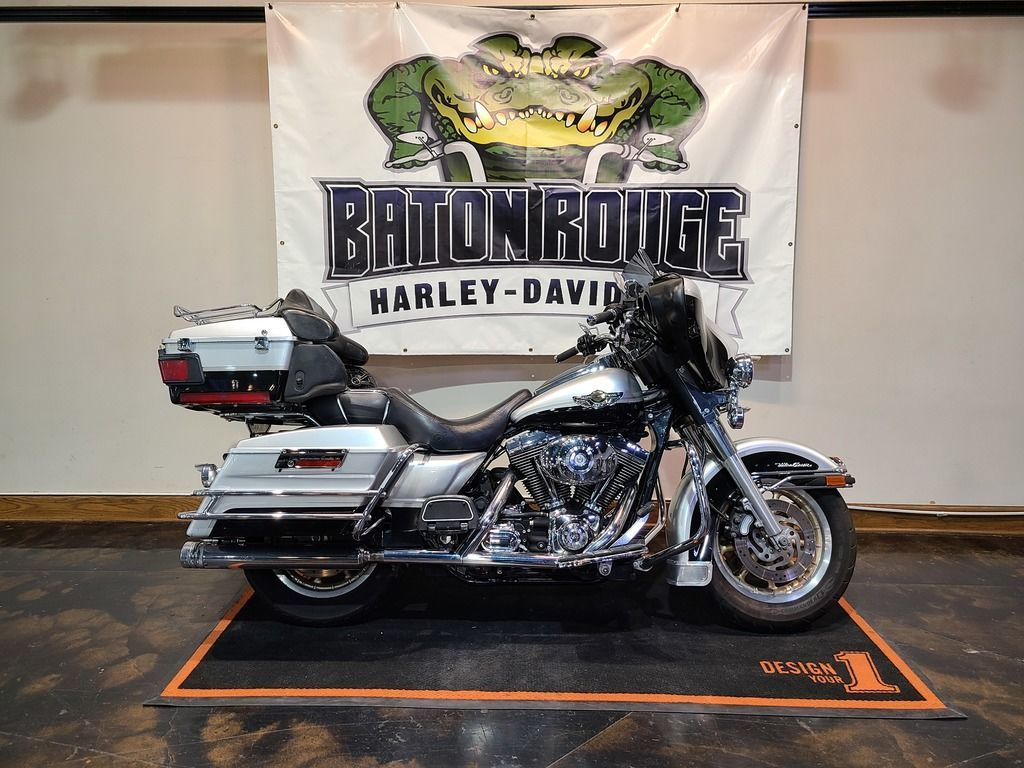 Photo 2003 Harley-Davidson Ultra Classic Anniversary $9999