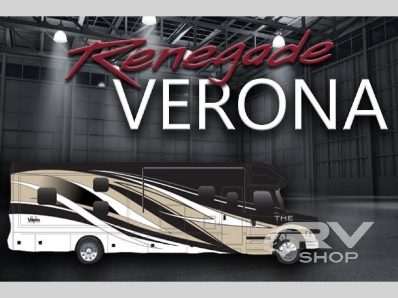 Photo 2022 Renegade Class C RV  $336721