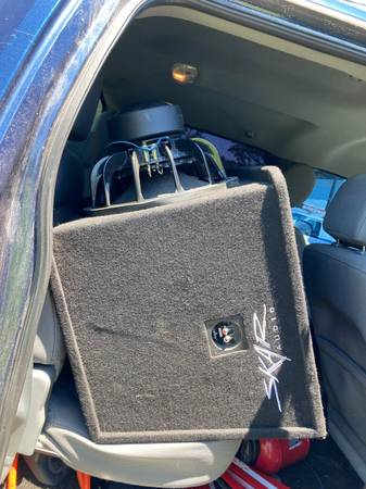 Photo inverted 15 pro performance box, 2000watt sundown audio  - $1,000 (Sulphur)