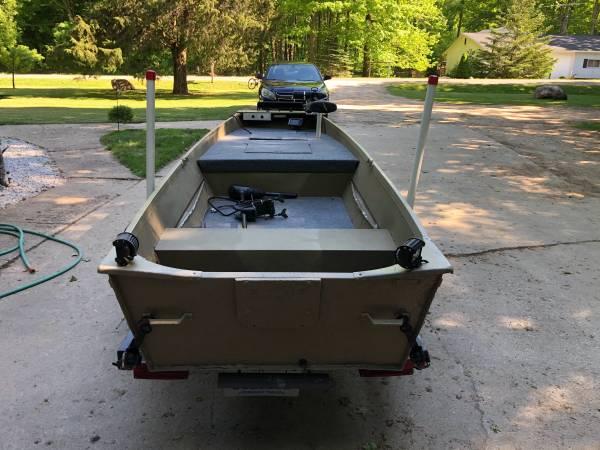 Photo 14ft Jon Boat - $3,000 (Harrison)