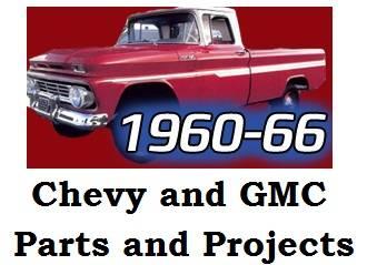 Photo 1960 - 1966 Chevy trucks and parts C10 (winn)