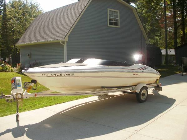 Photo 1993 Openbow Searay Boat For Sale - $3,750 (Gladwin)