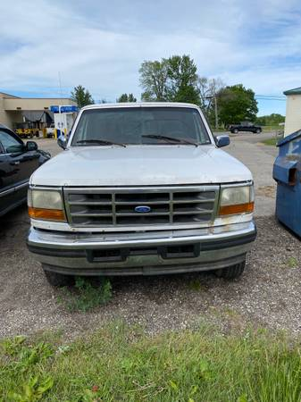 Photo 1996 Ford F150 - $1,000 (Lakeview)