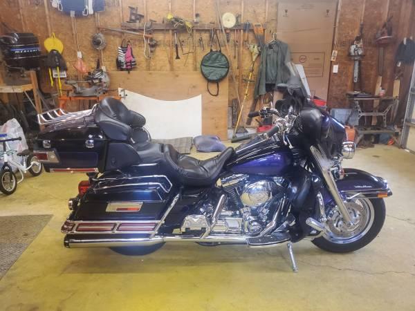 Photo 2002 Harley Ultra Classic - $7,000 (Boon)