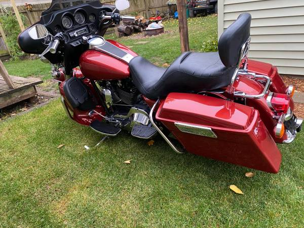 Photo 2005 Harley Davidson Electra Glide - $8,500 (Wyoming)