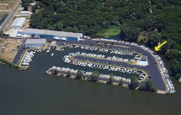 Photo 3039 Boat Slip for rent - $1,700 (Benton HarborLake Michigan)