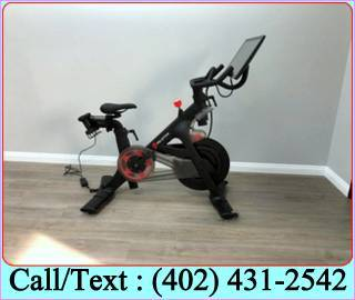 Photo Barely Used - Latest Peloton bike family package - - $1,000 (central MI)