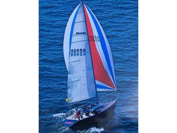 Photo Farr 33 Sailboat - $8,950 (Bay City, Michigan)