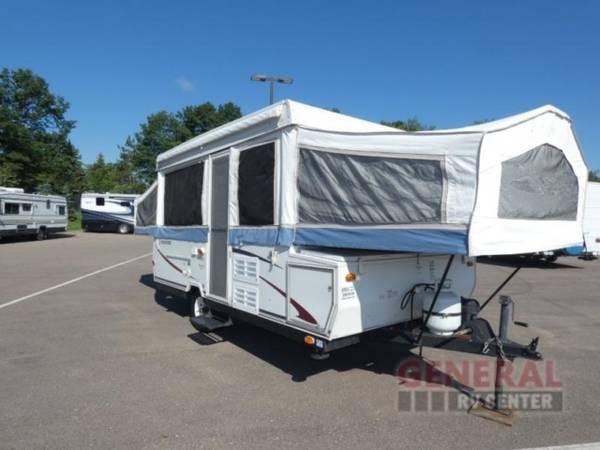 Photo Folding Pop-Up Cer 2006 Forest River RV Rockwood Premier 2405SS - $13,999