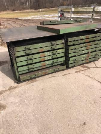 Photo Heavy Steel Welding Table - $750