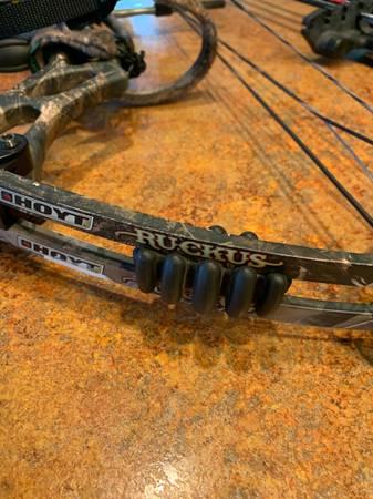 Photo Hoyt Ruckus Youth Bow - $250 (Harrison)