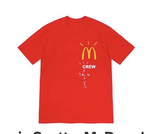 Photo McDonalds cactus jack crew shirt (Big Rapids)