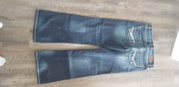 Photo Mens BKE Buckle Tyler jeans like new size 32R - $50 (Grand Rapids)