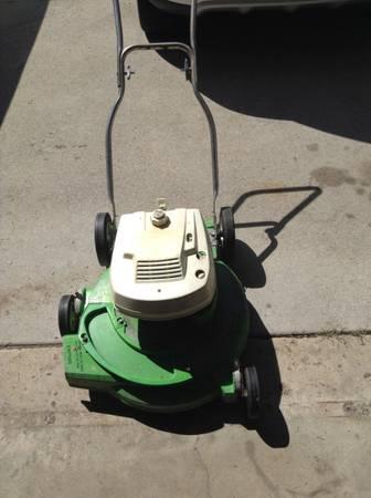 Photo Mower Lawn Boy Push - $50 (Mt. Pleasant)