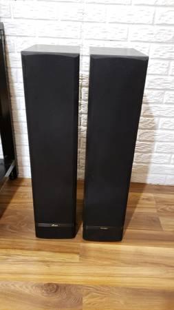 Photo Paradigm Phantom v.2 speakers - $300 (Midland)