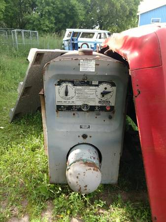 Photo SA200 Lincoln welder LN25 SA 200 LN 25 - $6500 (MOUNT PLEASANT)