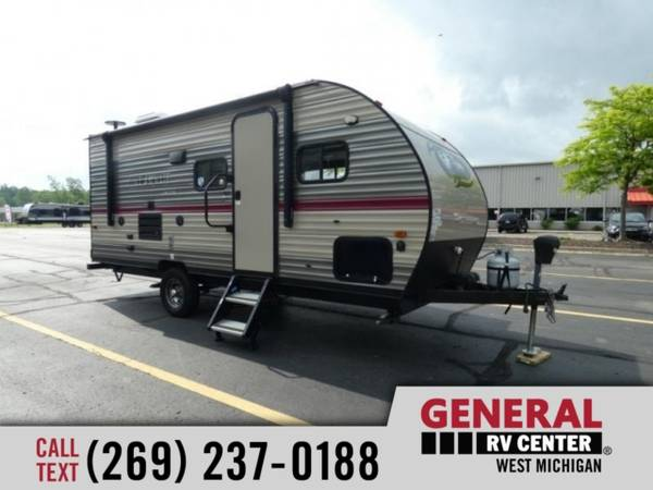 Photo Travel Trailer 2018 Forest River RV Cherokee Wolf Pup 18TO - $16,450 (General RV - West Michigan)