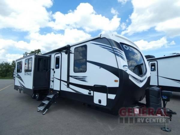 Photo Travel Trailer 2021 Keystone RV Outback 340BH - $53,784