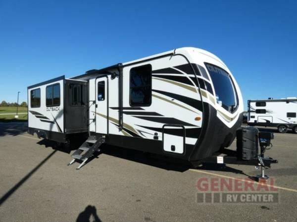 Photo Travel Trailer 2021 Keystone RV Outback 340BH - $52,824