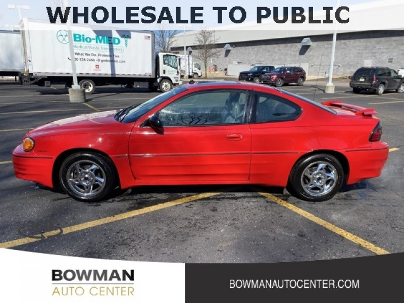 Photo Used 2004 Pontiac Grand Am GT Coupe for sale