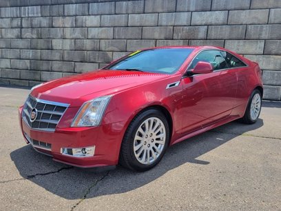 Photo Used 2011 Cadillac CTS Premium AWD Coupe for sale
