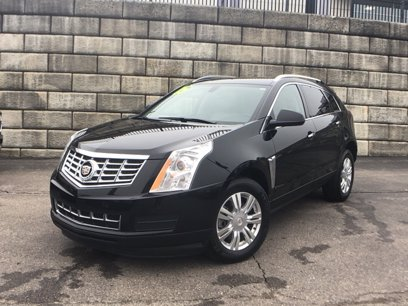 Photo Used 2015 Cadillac SRX FWD Luxury for sale