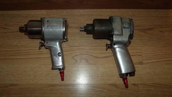 Photo Vintage Air Impact Tools Working - $50 (bitely)