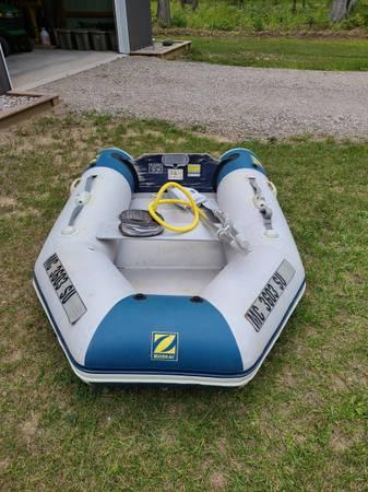 Photo Zodiac C260S Inflatable Boat - $550 (Gladwin,MI)
