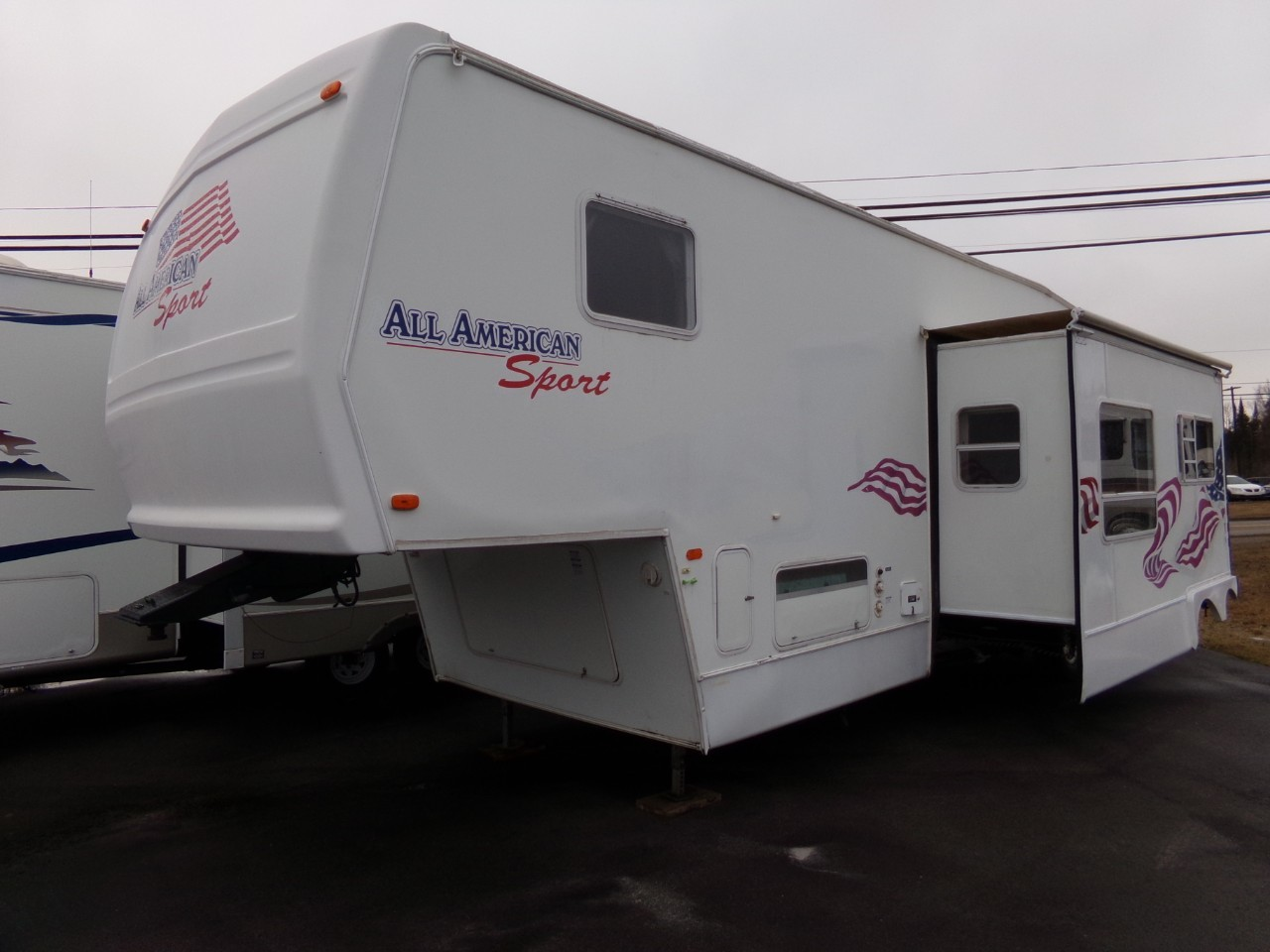 Photo 2004 Forest River ALL AMERICAN TOY HAULER 36CK 37 $ 11900