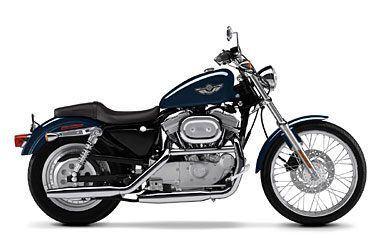 Photo 2003 Harley-Davidson XL 883C Sportster Custom $3999