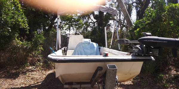 Photo 16 ft Carolina skiff for sale - $4,000 (Sebring)