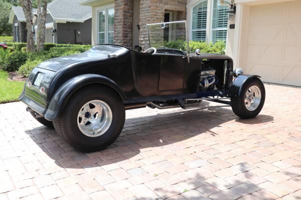 Photo 1927 Ford Model T Roadster - $16,499 (Ponte Vedra, FL)