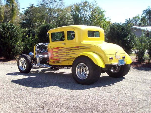 Photo 1930 ford coupe - $35000 (Sebring)