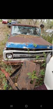 Photo 1970 c10 Chevy truck - $1,750 (Sebring)