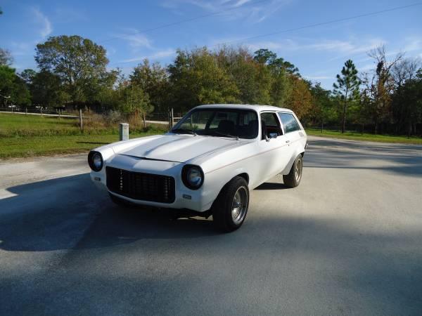 Photo 1972 Vega Wagon Pro-Street, New 350, over 10k in new parts, LK - $5,950 (Sebring)