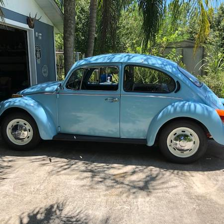 Photo 1974 VW Beetle ( Bug ) - $6,500 (Sebring Florida)