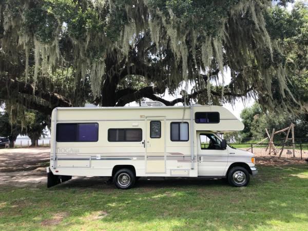 Photo 1994 Fleetwood Tioga Montara 57,000 original miles - $11,500 (Lake Hamilton Florida)