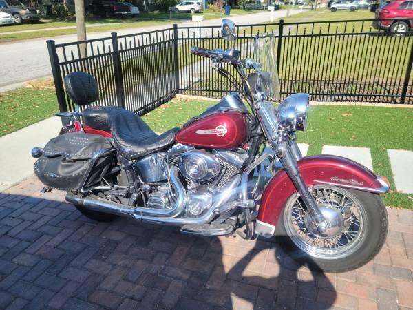 Photo 2002 Harley Davidson Heritage Softail Classic - $7,200 (Ta)